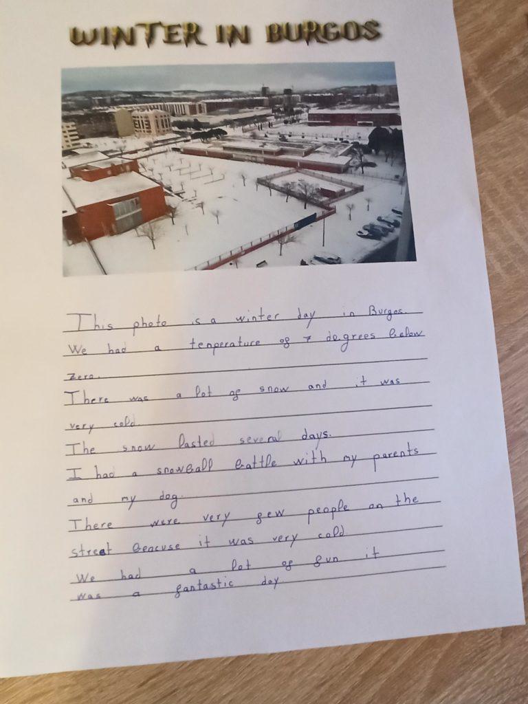 Zimowy widok 8